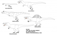 Black And White Images Of Dinosaurs  12 High Resolution Wallpaper