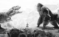 Black And White Images Of Dinosaurs  7 Cool Hd Wallpaper
