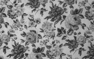 Black And White Images Of Flowers  13 Widescreen Wallpaper