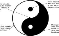Black And White Yin And Yang  14 High Resolution Wallpaper