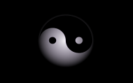 Black And White Yin And Yang  19 Free Hd Wallpaper
