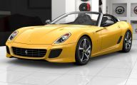 Black And Yellow Ferrari 13 Cool Hd Wallpaper