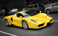 Black And Yellow Ferrari 17 Cool Wallpaper