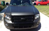 Black Ford Escape  3 Background