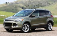 Black Ford Escape  9 Cool Wallpaper
