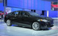 Black Ford Fusion  13 Free Wallpaper