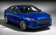 Black Ford Fusion  18 Hd Wallpaper