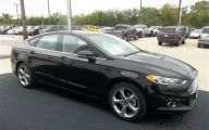 Black Ford Fusion  9 Cool Hd Wallpaper