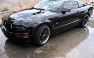 Black Ford Mustang  23 Free Wallpaper