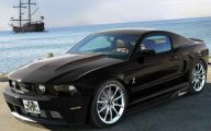 Black Ford Mustang  26 Free Hd Wallpaper