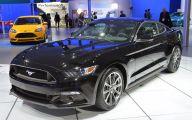 Black Ford Mustang  29 Desktop Background