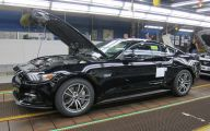 Black Ford Mustang  32 Widescreen Wallpaper