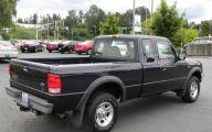 Black Ford Ranger 4X4  18 Widescreen Wallpaper