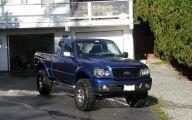 Black Ford Ranger 4X4  2 Desktop Background
