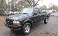 Black Ford Ranger 4X4  6 Hd Wallpaper
