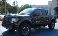 Black Ford Raptor  1 Cool Hd Wallpaper