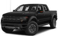 Black Ford Raptor  3 Widescreen Wallpaper
