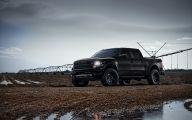 Black Ford Raptor  33 Cool Wallpaper
