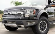Black Ford Raptor  38 Cool Hd Wallpaper