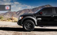 Black Ford Raptor  5 Wide Wallpaper