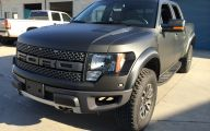 Black Ford Raptor  6 Cool Hd Wallpaper