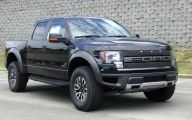 Black Ford Raptor  8 Free Wallpaper