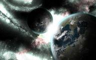 Black Planets Wallpaper 2 Free Hd Wallpaper