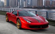 Gold And Black Ferrari Wallpaper 1 Widescreen Wallpaper