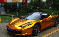 Gold And Black Ferrari Wallpaper 2 Free Hd Wallpaper