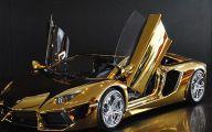 Gold And Black Lamborghini Wallpaper 15 Background Wallpaper
