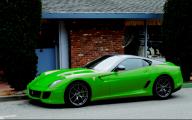 Green And Black Ferrari Wallpaper 12 Cool Wallpaper