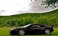 Green And Black Ferrari Wallpaper 14 Background