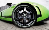 Green And Black Lamborghini Wallpaper 19 Background