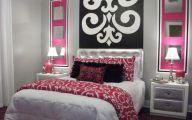 Pink And Black Bedrooms  3 Desktop Background