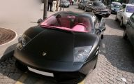 Pink And Black Exotic Cars 16 Desktop Background