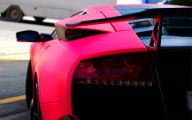 Pink And Black Exotic Cars 21 Desktop Background