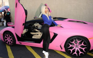 Pink And Black Exotic Cars 30 Cool Hd Wallpaper