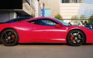Pink And Black Exotic Cars 7 Hd Wallpaper