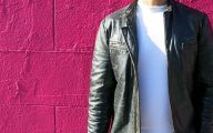 Pink And Black Leather Jacket  10 Cool Wallpaper