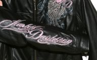 Pink And Black Leather Jacket  13 Cool Wallpaper