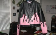 Pink And Black Leather Jacket  16 Free Wallpaper