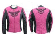 Pink And Black Leather Jacket  19 Desktop Wallpaper
