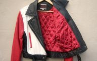 Pink And Black Leather Jacket  24 Desktop Background