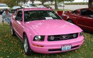 Pink And Black Mustang Wallpaper 11 Desktop Wallpaper