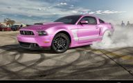 Pink And Black Mustang Wallpaper 2 Cool Hd Wallpaper
