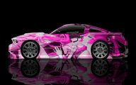Pink And Black Mustang Wallpaper 23 Cool Wallpaper