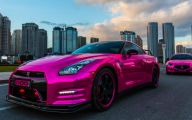 Pink And Black Sports Cars 15 High Resolution Wallpaper