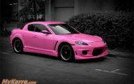 Pink And Black Sports Cars 23 Hd Wallpaper