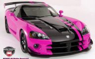 Pink And Black Sports Cars 4 Hd Wallpaper