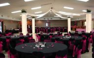Pink And Black Wedding Theme  11 Widescreen Wallpaper